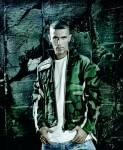 """Bushido malte Graffitis vor seiner Rapper-Karriere unter dem Namen """"Dachs""""."""