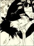 Naruto und Sasuke sind ineinander verliebt