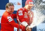 Zu Beginn etwas leichtes: Welchen Platz belegte Kimi in der Saison 2007 und wie viele Punkte sammelte er?