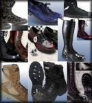 Was für Schuhe trägst du?