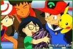 Welches MÄDCHEN begleitete Ash auf keiner seinerReisen? (Achte auf Mädchen!)