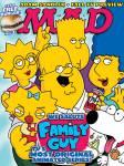 Welche Fernsehserie parodiert die Simpsons auf diesem Bild?