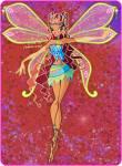 Layla bekommt ihr Enchantix als erste.