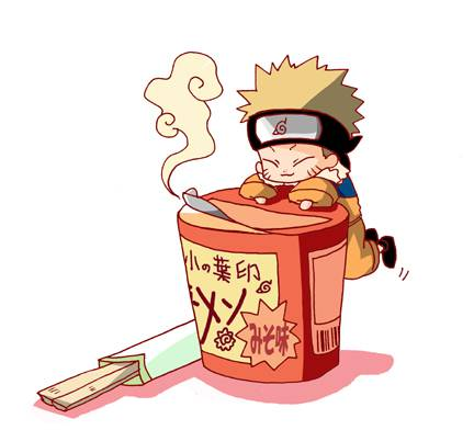 Naruto Quiz on Frage 2  Naruto Hasst Ramen   Nudelsuppe