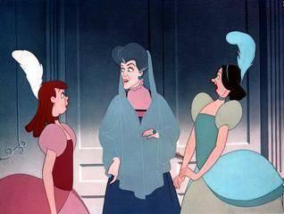 Cinderella Stiefmutter