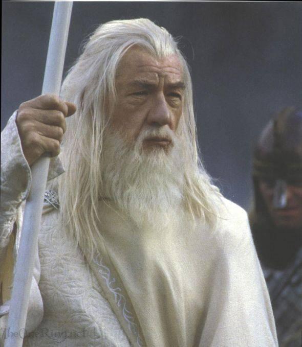 Wie alt ist gandalf