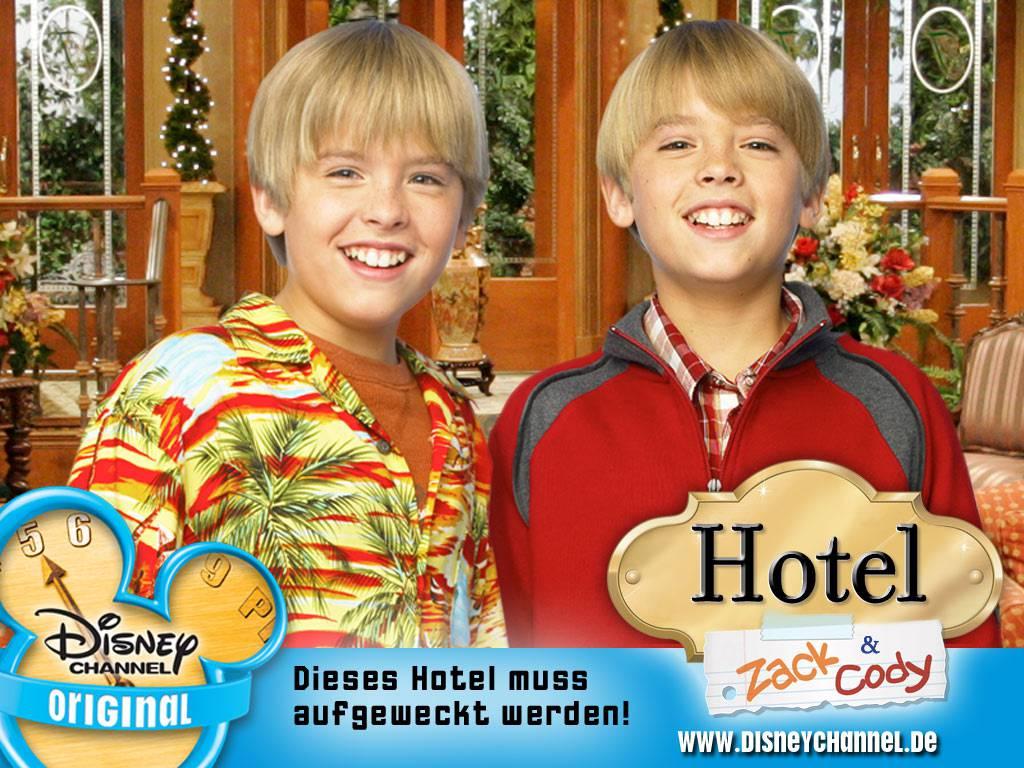 Hotel Zack & Cody Besetzung