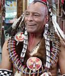 Zu was für einem Indianervolk gehörte sein Urgroßvater?