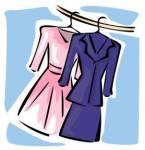 Zuallererst: Wähle ein Kleidungsstück!