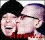Von welchen 2 der Bandmitglieder könnte man denken, dass sie schwul sind?