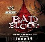 Gegen wen kämpfte Shawn Michaels bei Bad Blood 2004?