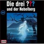 Worauf treffen die drei Detektive auf dem Nebelberg?