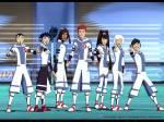 Wie heißt die Mannschaft?