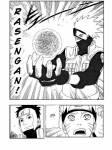 Kakashi beherrscht das Rasengan.
