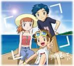 3.Staffel:Rika bekommt zuerst ihr Digimon!