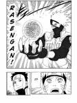 Kakashi und Yamato bringen Naruto bei, das Windelement zu beherrschen und es mit dem Rasengan zu verbinden.