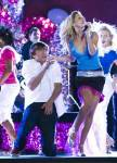 "Troy und Sharpay singen ""You are the music in me""."