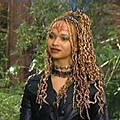 Ebony hatte vor dem Virus ein Kind von Bray.