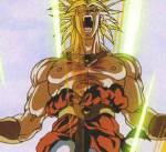 Was war der Auslöser für Brolys Hass gegen Son Goku?