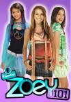 Wie heißen Zoeys Mitbewohnerinnen?