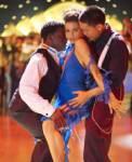 Mit wem tanzt Sasha beim Tanzfinale?