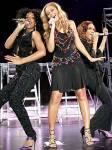 In welchem Video von Beyoncé tauchen die drei zusammen mit Solange auf?