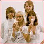 Wieviele offizielle Alben hatten ABBA?
