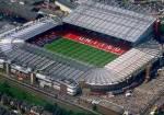 Wie heißt das Stadion von ManU?