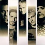 """In welcher Reihenfolge sind die Backstreet Boys auf dem """"Unbreakable"""" Cover abgebildet (von links nach rechts)?"""