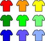 Du entdeckst ein schönes T-Shirt, aber du weißt das du damit auffallen wirst und es viele uncool finden werden. Kaufst du es?