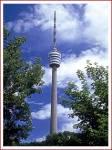 Wie hoch ist der Fernsehturm?