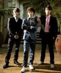 Wie bezeichnet Hannah die Jonas Brothers?