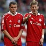 Welche Nummer hat Poldi beim FCB?