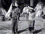 Haben die Indianer ihre Feinde skalpiert? Wenn ja, wen genau?