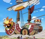 Wie heißt das neue Schiff der Strohhutbande?