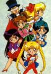 Wie heißen alle 10 Sailor Kriegerinnen mit Vornamen?
