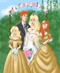 Wann haben Fleur Delacour und Bill Weasley geheiratet?
