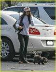Vanessas Hund heißt Bello.