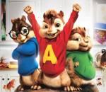 Die Chipmunks bestehen aus Alvin, Simon und Theodore