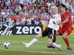 Mit welchem System gewann Deutschland 3:2 gegen Portugal bei der Euro 2008?