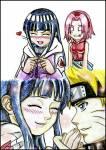 Ist Naruto in Hinata verliebt und sie in Sasuke?