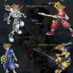 Kingdom Hearts-Test für Experten