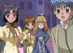 Wie alt sind die Hauptcharaktere?(Chiaki, Maron und Miyako)