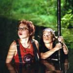 Warum rutschten Joschka und Raban im 2. Teil an der Stange runter ins Wasser?