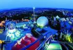 Der Europapark hat 850.000 m² Gesamtfläche?