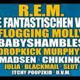 """Werden die Babyshambles auf dem """"Frequency""""-Festival in Salzburg 2008 laut Line-up spielen?"""