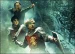 In welcher Reihenfolge kommen die Kinder nach Narnia?