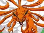 In Naruto ist das Kyuubi eingeschlossen!