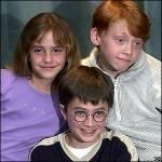 """Wer sagt zum Abschied am Bahngleis 9 3/4 zu Ginny """"Wir schicken dir eine Klobrille aus Hogwarts.""""?"""