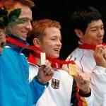 Mit wie vielen Jahren nahm Fabian Hambüchen zum ersten Mal an den Olympischen Spielen teil?